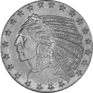Silver Rounds 2 oz