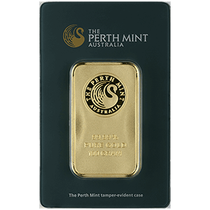 Perth Mint Gold Bar
