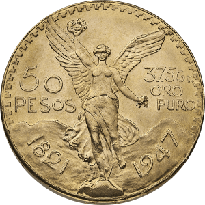 Mexican Gold Peso