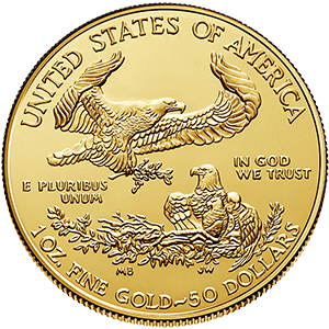 American Gold Eagle Coins