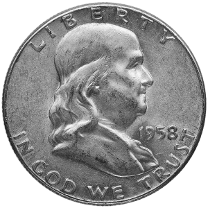 Franklin Half Dollars