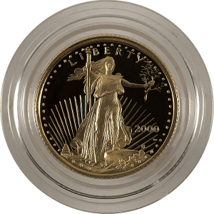 American Proof Gold Eagle
