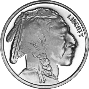 Silver Rounds 1 oz