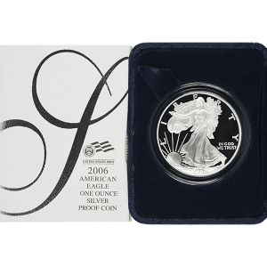 American Proof Silver Eagle